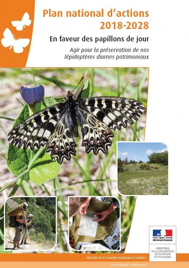 Pna papillons de jour france metropolitaine 2018 2028